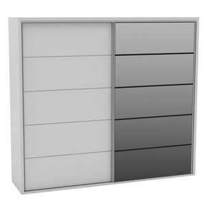 bel-air-duplex-million-tw-103-e-espelho-branco-brilho