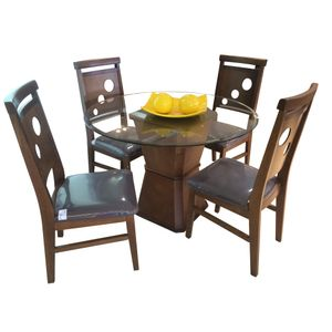 bel-air-moveis-mesa-happy-4-cadeiras-circulo-tecido-sued-cafe-capuccino