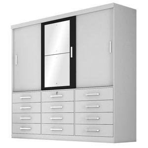 bel-air-moveis-armario-novita-9-gavetas-branco-preto1