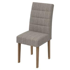 Cadeira-Fiorella-Dubai-Liso-Cinza-Imbuia-Soft