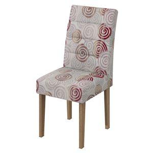 Cadeira-Fiorella-Jacquard-Fest-Spiral-Imbuia-Soft