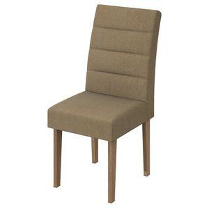 Cadeira-Fiorella-Suede-Animale-Bege-Imbuia-Soft