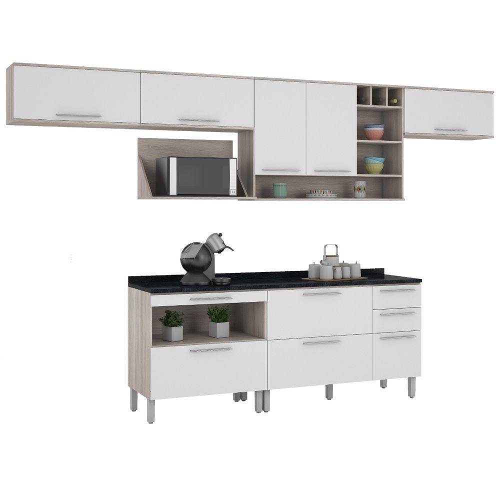 Cozinha Completa M Veis E Decora O Bel Air M Veis