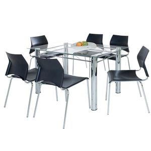 bel-air-moveis-mesa-base-cromada-tampo-vidro-6-cadeiras-modecor-marfim