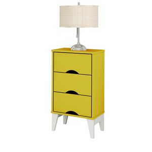 Criado-Twistter-3-gavetas-Amarelo-Branco