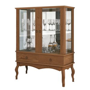 bel-air-moveis-cristaleira-de-vidro-Vintage-Luis-XV-naturale