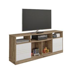 bel-air-moveis-rack-para-tv-ate-42-titanium-rustico-com-branco