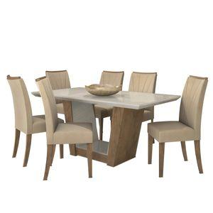 bel-air-moveis-mesa-apogeu-tampo-off-white-cadeira-tecido-veludo-naturale-creme-carvalho-soft