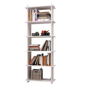 Bel-Air-Moveis_Estante-de-encaixe-para-livros_BX-02_branca
