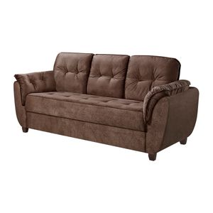 Bel-Air-Moveis_Sofa-3-lugares-635_Animale-Marrom