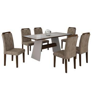bel-air-moveis-mesa-de-jantar-melissa-6-cadeiras-off-white-castor-animalle-tmp-branco