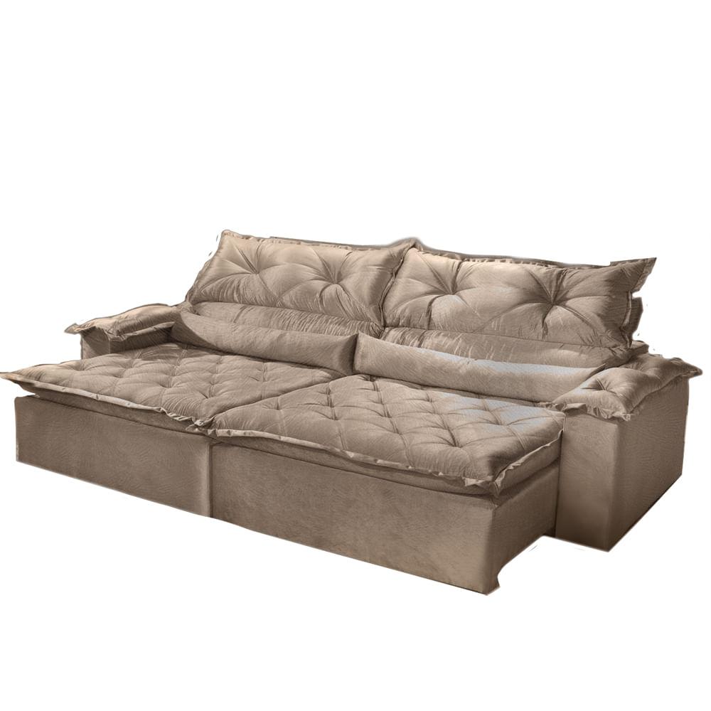 Air O Sofa: Sofá Agatha 3 Lugares Retrátil E Reclinável