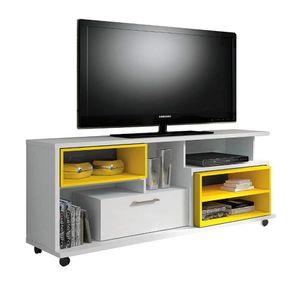 Bel-Air-Moveis_Rack-para-tvs-ate-52_Versatile_Branco-amarelo