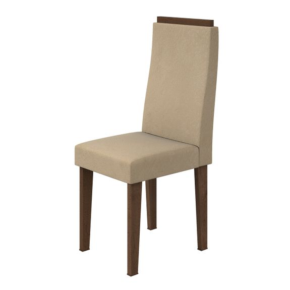 Cadeira-Dafne-Veludo-Naturale-Creme-Rovere-Soft