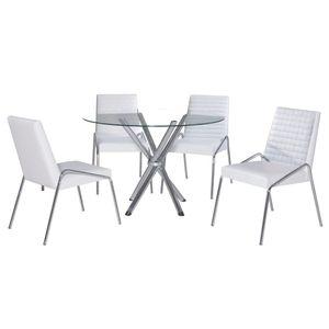 bel-air-moveis-mesa-base-cromada-tampo-vidro-4-cadeiras-modecor