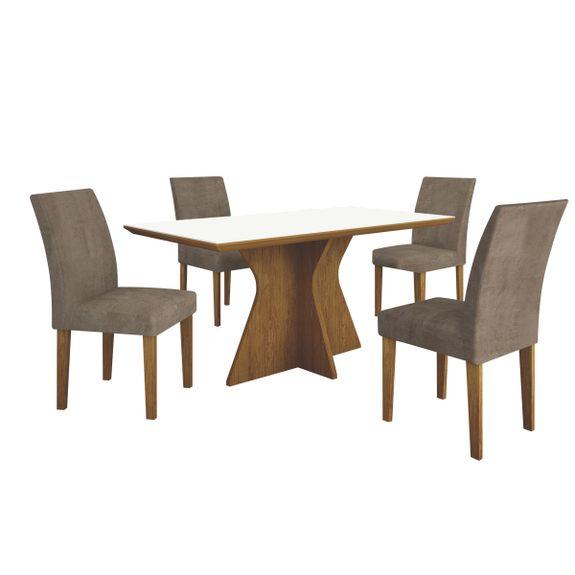 bel-air-moveis-mesa-creta-4-cadeiras-olimpa-animale-capuccino