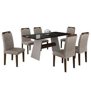 bel-air-moveis-mesa-de-jantar-melissa-6-cadeiras-off-white-castor-amassado-tmp-preto
