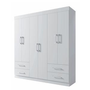bel-air-moveis-armario-recife-6-portas-leifer-4-gavetas-branco