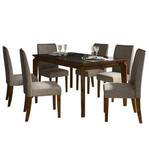 bel-air-moveis-mesa-de-jantar-rouge-rustico-mabelc-tampo-chanfrado-madeira-vidro-preto-6-cadeiras-serena-linho-bronze