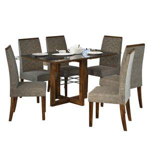 bel-air-moveis-mesa-sala-de-jantar-latina-6-cadeiras-aurea-rustico-malbec-tecido-linho-bronze