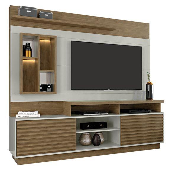 Estante Home Eldorado para TVs de até 65