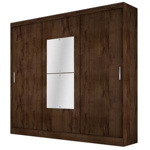 bel-air-moveis-roupeiro-armario-prisma-plus-3-portas-100mdf-espelho-canela