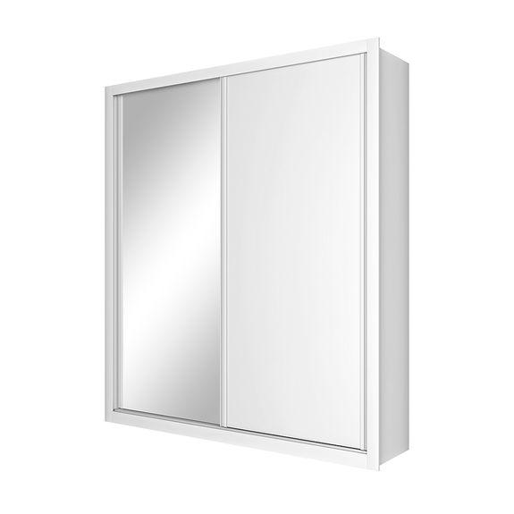Bel-air-moveis_Guarda-roupa-madrid-2-portas-correr-espelho--branco