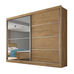 Bel-Air-Moveis_Guarda-roupa_Verona-2-portas-com-espelho-amendoa