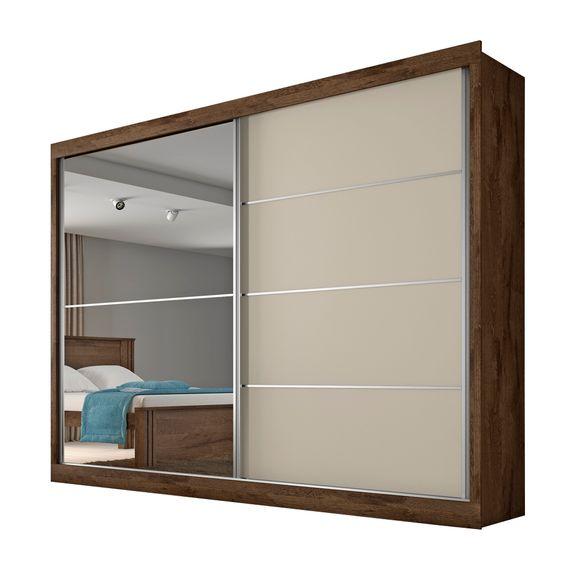 Bel-Air-Moveis_Guarda-roupa_Verona-2-portas-com-espelho-brauna-off-white