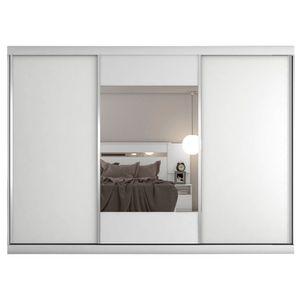 Bel-Air-Moveis_Guarda-Roupa_Milano_3-portas-com-espelho_Branco-acetinado_Europa