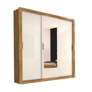 Bel-Air-Moveis_Guarda-Roupa_Prisma-3-portas-com-espelho-ipe-rustic-off-white