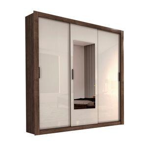 Bel-Air-Moveis_Guarda-Roupa_Prisma-3-portas-com-espelho-cumaru-rustic-off-white