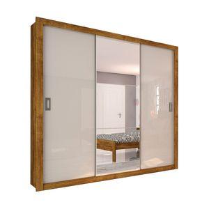 Bel-air-moveis_Guarda-roupa-alaska-3-portas-espelho-ipe-rustic-off-white-tcil