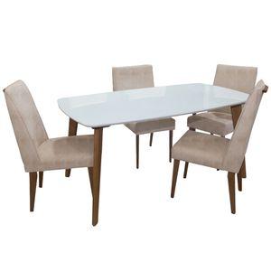 bel-air-moveis-sala-de-jantar-mesa-laila-4cadeira-laila-phoenix-tecudo-304-tampo-off-white-canela
