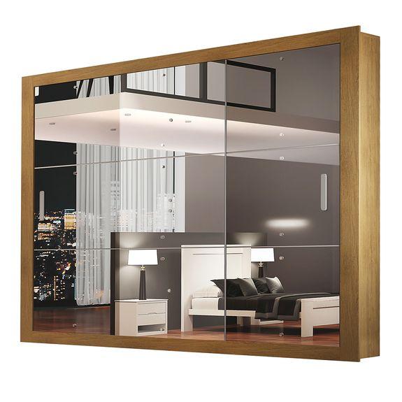 bel-air-moveis-armario-roupeiro-guarda-roupa-veneza-gold-3-espelhos-imbuia