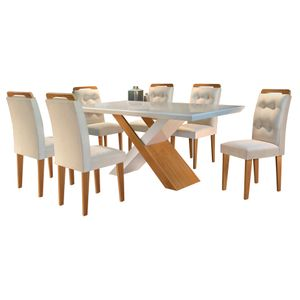 Bel-air-moveis_Mesa-de-jantar-imperatriz_imbuia-off-white_cadeira-imperatriz_imbuia-tecido-veludo-bege_rufato