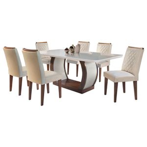 Bel-air-moveis_Mesa-de-jantar-Jade_cafe-off-white_Cadeira-Jade-tecido-veludo-creme_rufato