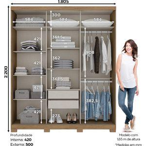 bel-air-moveis-guarda-roupa-armario-roupeiro-silver-3-portas-espelho-rustico-interno