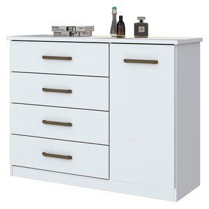 bel-air-moveis--henn-comoda-magno-4-gavetas-1-portas-branco-brilho