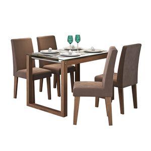 bel-air-moveis-sala-de-jantar-anita--1200-x-800-com-4-cadeiras-milena-savana-chocolate-cimol
