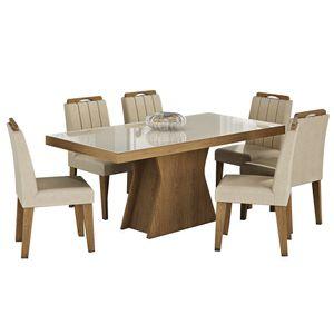bel-air-moveis-cimol-sala-de-jantar-olivia-160-cadeira-elisa-savana-off-white-tecido-caramelo