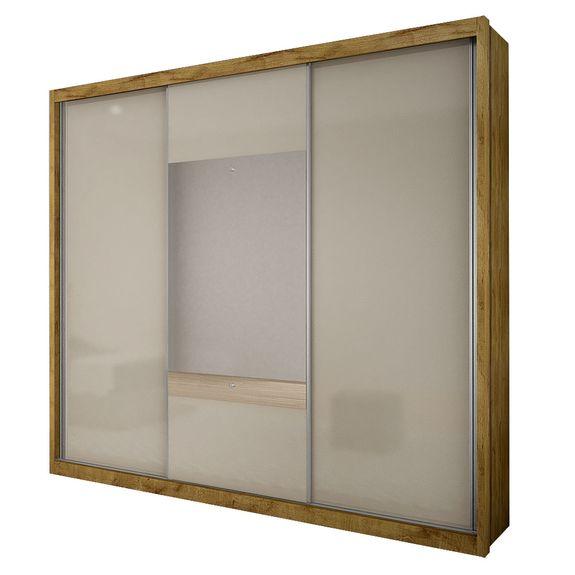 bel-air-moveis-guarda-roupa-arezzo-gld-3-portas-dourado-off-white-novo-horizonte