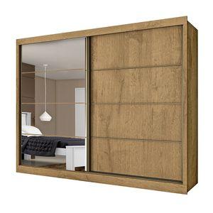 bel-air-moveis-armario-roupeiro-guarda-roupa-sevilha-2-portas-1-espelho-amendoa