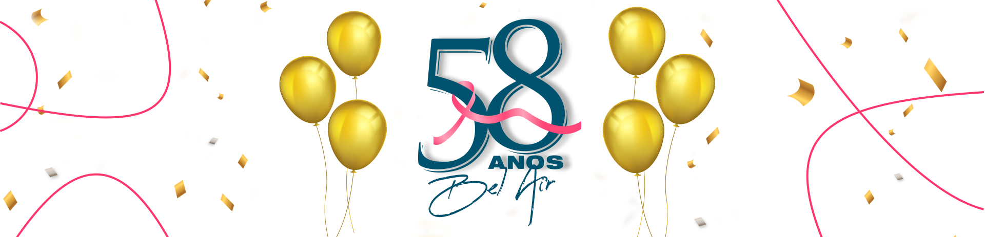 Bel Air 58 Anos!!!
