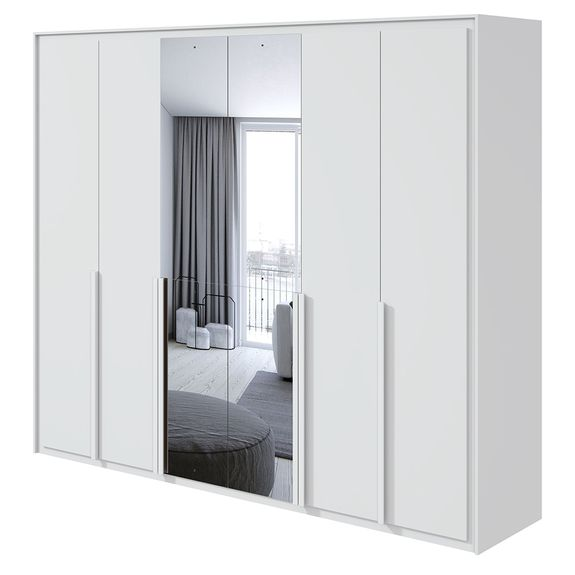belair-moveis-guarda-roupa-armario-imperatore-com-espelho-lopas-branco-2020