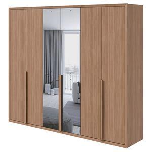 bel-air-moveis-guarda-roupa-unique-6-portas-espelho-lopas-carvalho-2020