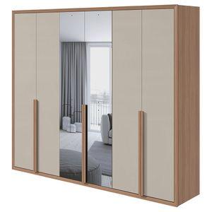 bel-air-moveis-guarda-roupa-unique-6-portas-espelho-lopas-carvalho-off-2020