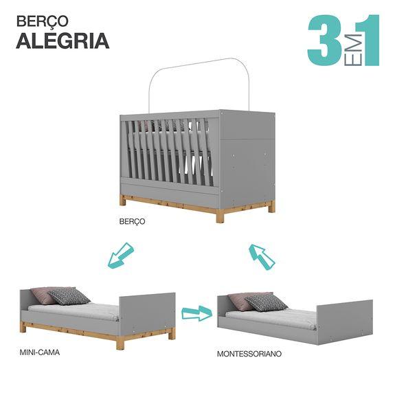 bel-air-moveis-berco-henn-alegria-3-em-1-berco-mini-cama-montessoriano-alegria-cinza