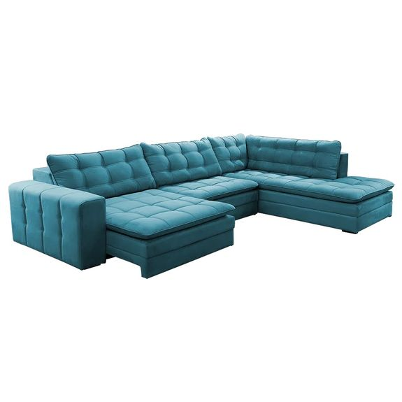 bel-air-moveis-sofa-canto-merlot-veludo-esmeralda-lado-direito
