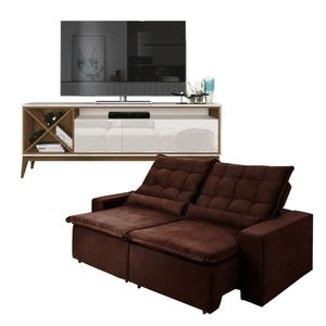 belair-moveis_kit_sofa-sevilha-marrom_rack-merlot